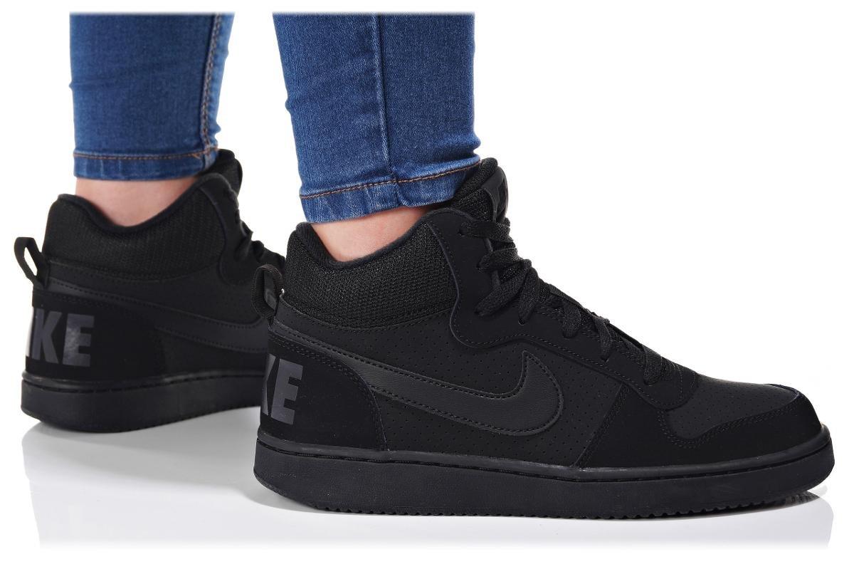 buty do biegania najlepszy wybór sprzedawane na całym świecie Nike, Buty damskie, Court Borough Mid (Gs) 839977-001 ...