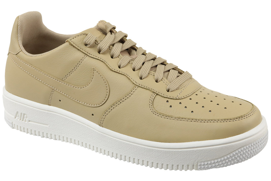 Buty Nike Air Force One Beżowe Damskie rozm.40