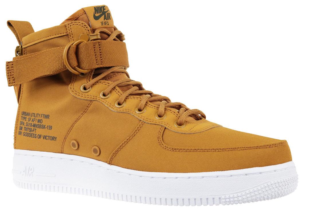 Nike, Buty męskie, Air force 1 sf mid, rozmiar 41 Nike