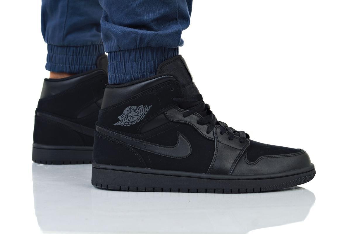 oferować rabaty kup sprzedaż najlepsza moda Nike, Buty męskie Air Jordan 1 Mid, rozmiar 45 1/2