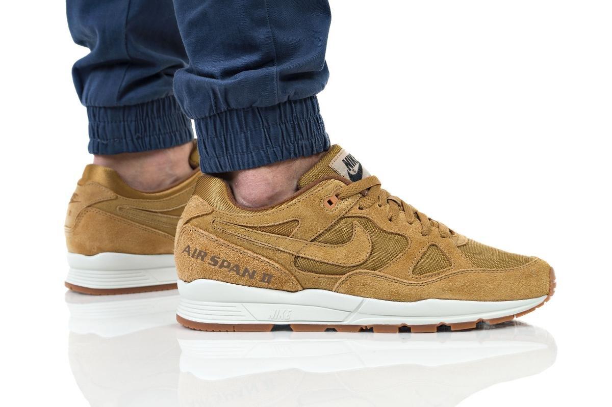 Nike, buty męskie, Air Span II prm, brązowy, rozmiar 46