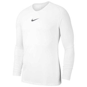 Nike, Koszulka piłkarska, Y NK Dry Park First Layer AV2611 100, biały, rozmiar S-Nike
