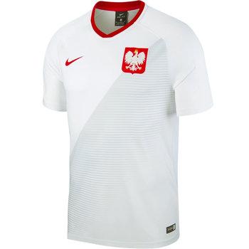 148f9783c Nike, Koszulka Reprezentacji Polski, Poland FTBL Top SS Home, biała,  rozmiar L