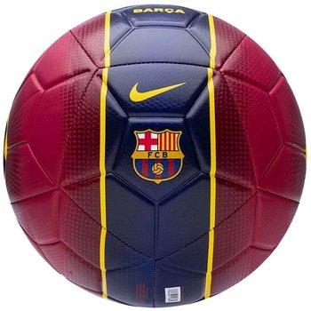 Nike, Piłka nożna, FCB NK Strk-Fa20 CQ7882-620, czerwona, Rozmiar - 5-Nike