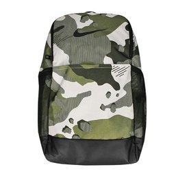 Nike, Plecak, Brasilia Backpack 9.0 CQ0374-072, zielony, 45x32x12 cm