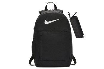 Nike, Plecak sportowy, Y NK ELMNTL BKPK SWOOSH GFX BA6603-010, czarny, 20L-Nike