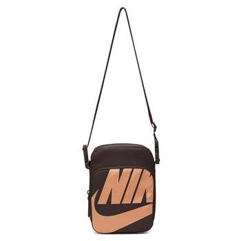 Nike, Saszetka na ramię, BA6344 227 Heritage 2.0, brązowy-Nike