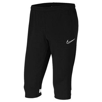 Nike, Spodnie, Dry Academy 21 3/4 Pant Junior CW6127 010, czarny, rozmiar L -Nike