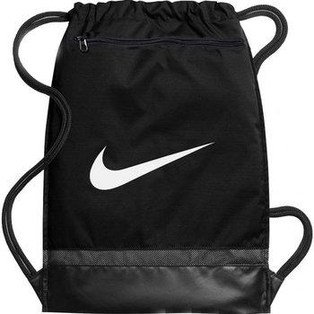 Nike, Worek, Brasilia 9.0 BA5953-010, czarny, 50x32 cm  -Nike