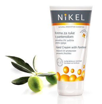 Nikel, regenerujący krem do rąk z panthenolem, 50 ml-Nikel