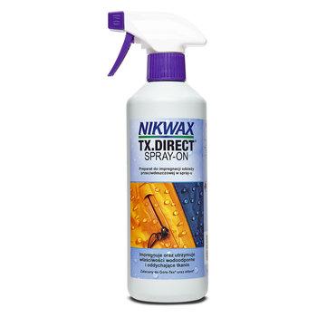 Nikwax, Impregnat do odzieży wodoodpornej, TX. Direct Spray-On, 300 ml, atomizer-NIKWAX