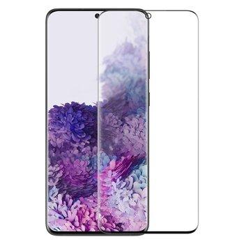 Nillkin 3D CP+MAX ultracienkie szkło hartowane na cały ekran z ramką 0,33 MM 9H Samsung Galaxy S20 przezroczysty-Nillkin