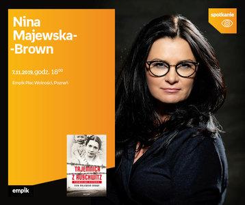 Nina Majewska Brown | Empik Plac Wolności