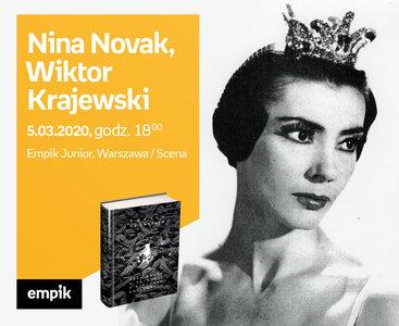 Nina Novak, Wiktor Krajewski | Empik Junior / Scena