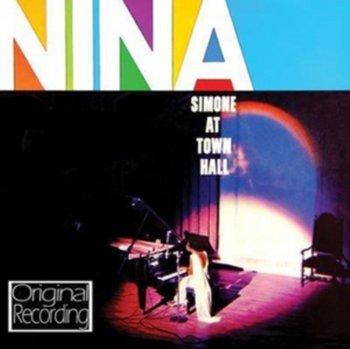 Nina Simone at the Town Hall-Simone Nina