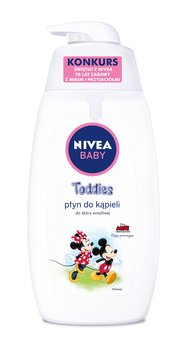 Nivea, Baby Toddies, płyn do kąpieli do skóry wrażliwej, 500 ml-Nivea