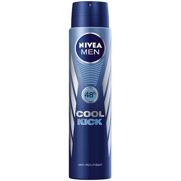 Nivea Men, Cool Kick, dezodorant dla mężczyzn, 250 ml