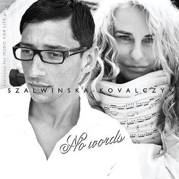 No Words (Music For Life Single Edit)-Szalwinska-Kovalczyk