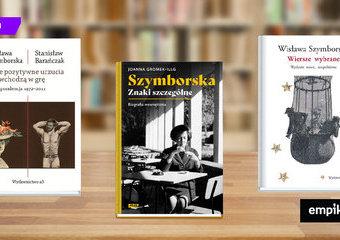 Noblistka, poetka, intelektualistka - portret Wisławy Szymborskiej