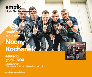 Nocny Kochanek | Empik Junior
