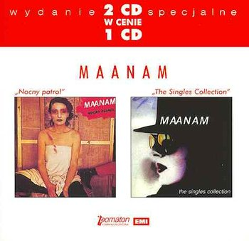 Nocny Patrol / The Singles Collection - Maanam