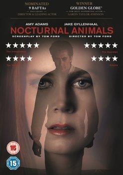 Nocturnal Animals (brak polskiej wersji językowej)-Ford Tom