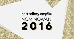 Bestsellery Empiku 2016 – znamy nominacje!