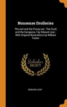 Nonsense Drolleries-Lear Edward