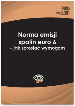 Norma emisji spalin euro 6 – jak sprostać wymogom                      (ebook)