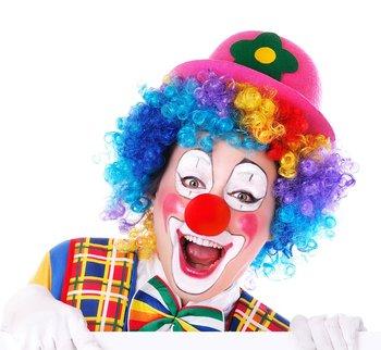 Nos klauna, czerwony-Party World