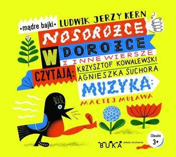 Nosorożce w dorożce i inne wiersze-Kern Ludwik Jerzy