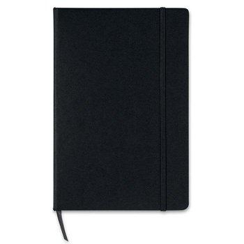 Notes w kratkę, A5, Squared, czarny-UPOMINKARNIA