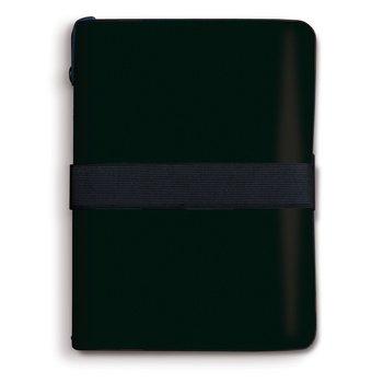 Notes w linie dla podróżnika, czarny-Remember