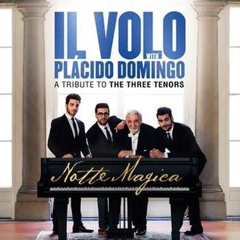 Notte Magica - A Tribute to The Three Tenors (English Version)-Il Volo