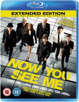 Now You See Me: Extended Edition (brak polskiej wersji językowej)-Leterrier Louis