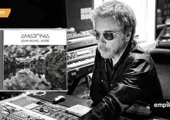 """Nowa płyta """"ojca chrzestnego muzyki elektronicznej"""". Poznaj 8 ciekawych faktów na temat Jean-Michela Jarre'a"""