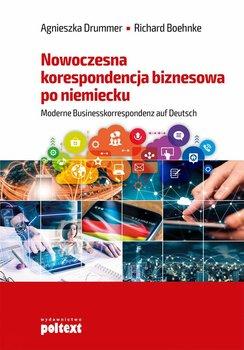 Nowoczesna Korespondencja Biznesowa Po Niemiecku Poziom B2 C1