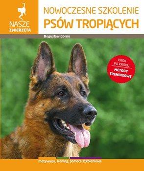 Nowoczesne szkolenie psów tropiących-Górny Bogusław