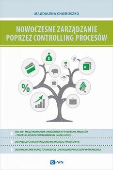 Nowoczesne zarządzanie poprzez controlling procesów                      (ebook)