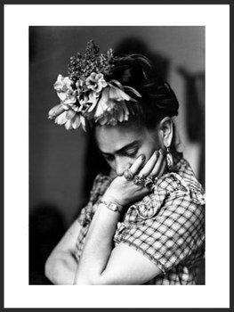 Nowoczesny plakat FABRYKA PLAKATU Frida B2, 50x70 cm-Fabryka plakatu