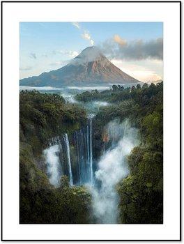 Nowoczesny plakat FABRYKA PLAKATU Góry Alaska A4, 21x30 cm-Fabryka plakatu