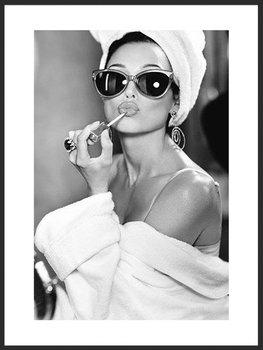 Nowoczesny plakat FABRYKA PLAKATU Kate Moss A1, 60x84 cm-Fabryka plakatu