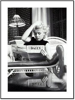 Nowoczesny plakat FABRYKA PLAKATU Marilyn Monroe A2, 42x60 cm-Fabryka plakatu