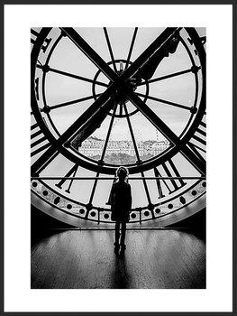 Nowoczesny plakat FABRYKA PLAKATU Muzeum Orsay w Paryżu A3, 30x42 cm-Fabryka plakatu