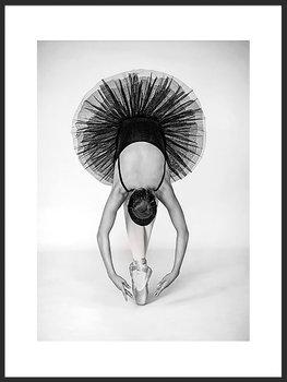 Nowoczesny plakat FABRYKA PLAKATU Primabalerina Balet A4, 21x30 cm-Fabryka plakatu