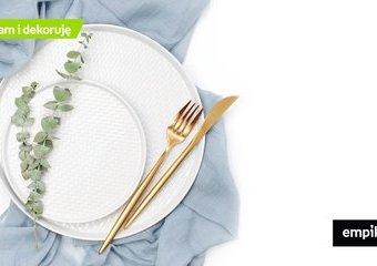 Nowoczesny serwis obiadowy — co jest modne? Przegląd zastaw stołowych dla fanów trendów