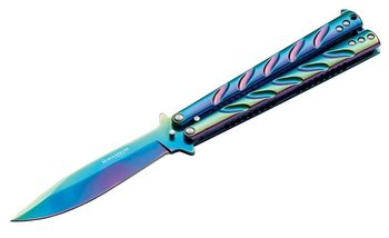 Nóż Magnum Balisong Rainbow-Magnum