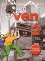 Nuevo Ven 2. Libro de ejercicios-Morales Galvez Reyes, Castro Viudez Francisca, Marin Arrese Fernando, Castro, Castro Viudez Francisca . . . Et Al.