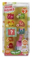 Num Noms, Deluxe Pack, figurki Jelly Bean Gift Box, seria 2.1-Num Noms