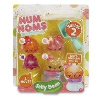 Num Noms Starter Pack, figurki Jelly Bean Sampler, seria 2